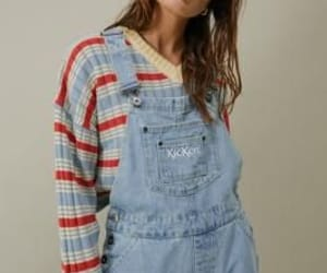 denim, dungarees, and jumpsuit image
