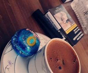 turk, turkish coffee, and fal image
