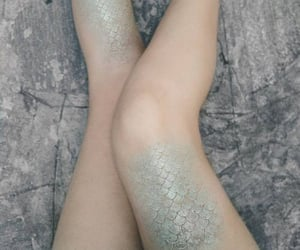mermaid, aesthetic, and legs image