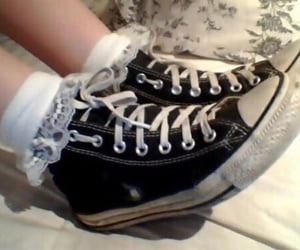 aesthetic, converse, and grunge image