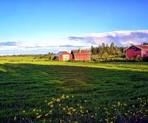 barn, beautiful, and countryside image