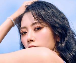 bora, yoohyeon, and handong image