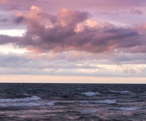inspiracion, sunset, and mar image