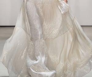 fashion, white, and dress image