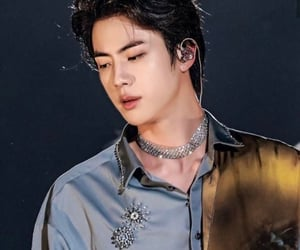 choker, handsome, and bts image