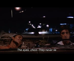 chico, lie, and text image