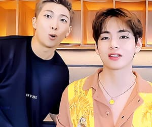 gif, seokjin, and hoseok image