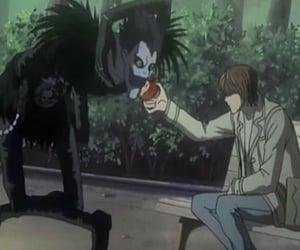 aesthetic, death note, and yagami image