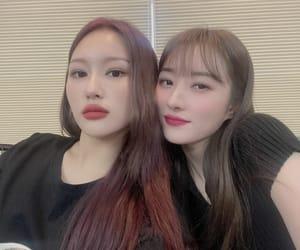bora, siyeon, and yoohyeon image