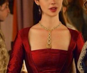 beautiful woman, beauty, and castle image