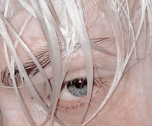 aesthetic, blue eyes, and boy image
