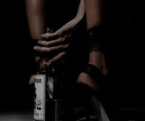 actress, alcohol, and girl image