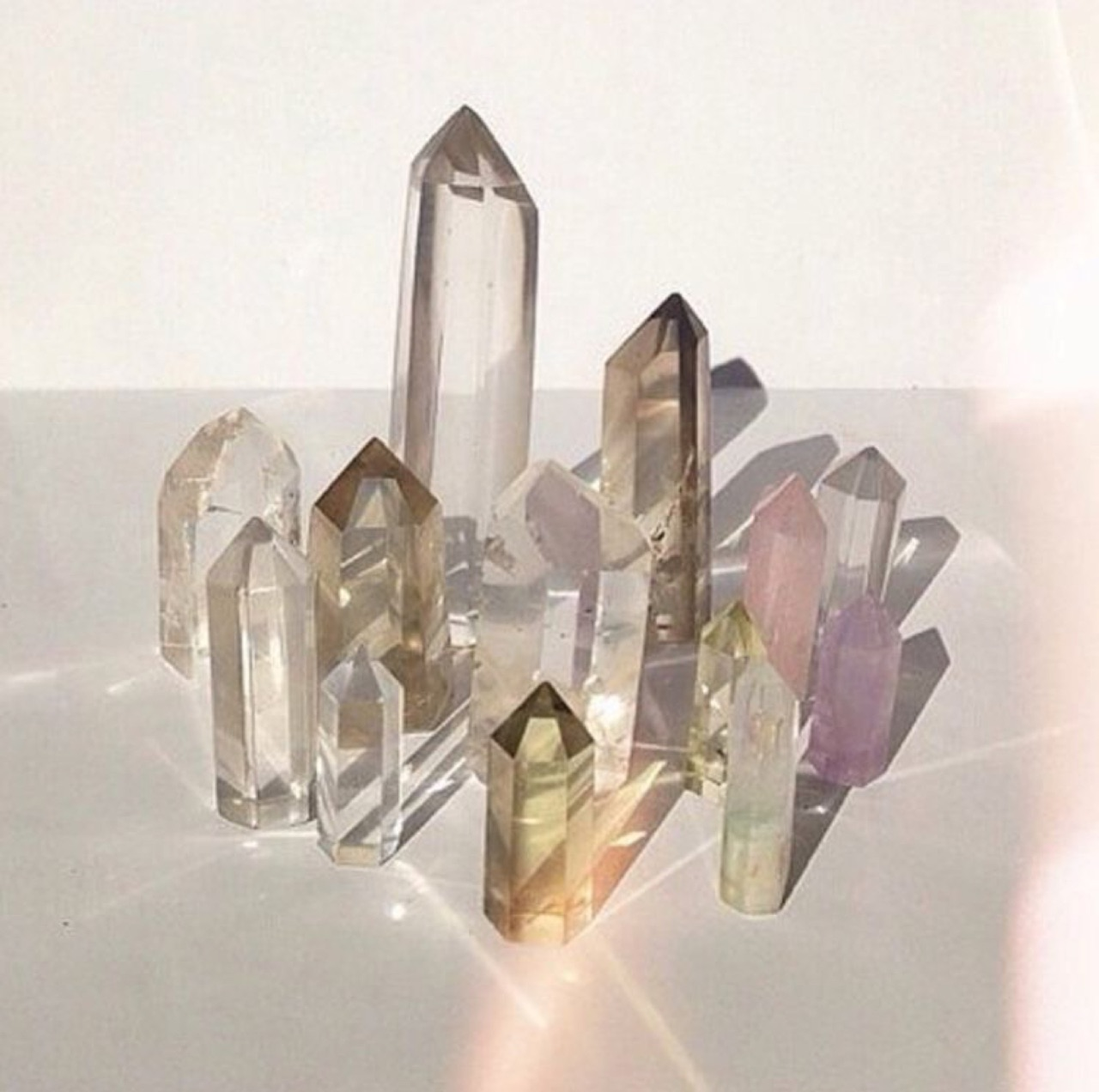 aesthetics, beautiful, and crystals image