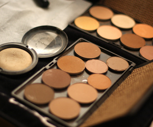 make up, luxury, and makeup image