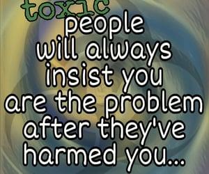 bully, manipulative, and toxic image
