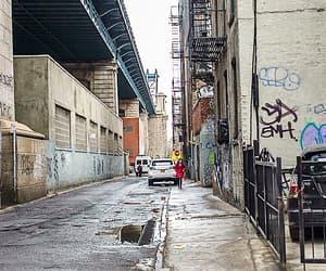 manhattan, new york, and new york city image
