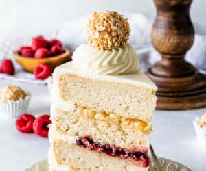 food, desserts and cake