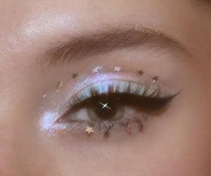 art, artist, and eyeshadow image