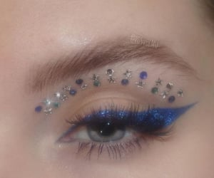 accessories, eyeliner, and eyeshadow image