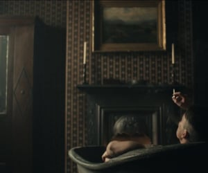 1920, thomas shelby, and ada shelby image