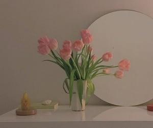 aesthetics, minimalist, and flowers image