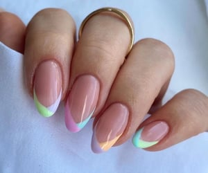 nails, style, and yes image