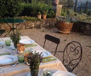 cottage, restaurante, and cottagecore image