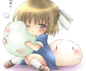 anime, dango, and clannad image
