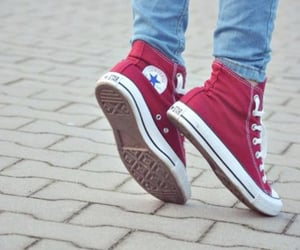 aesthetic, fashion, and converse image
