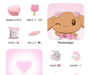 cinnamoroll, pink, and cute image
