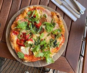 food, goodtimes, and italianpizza image