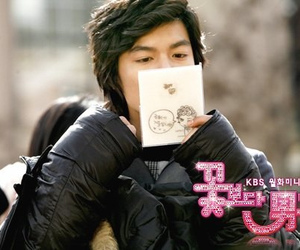Boys Over Flowers, boys before flowers, and faith image
