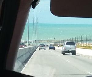 beach, natal, and brazil image