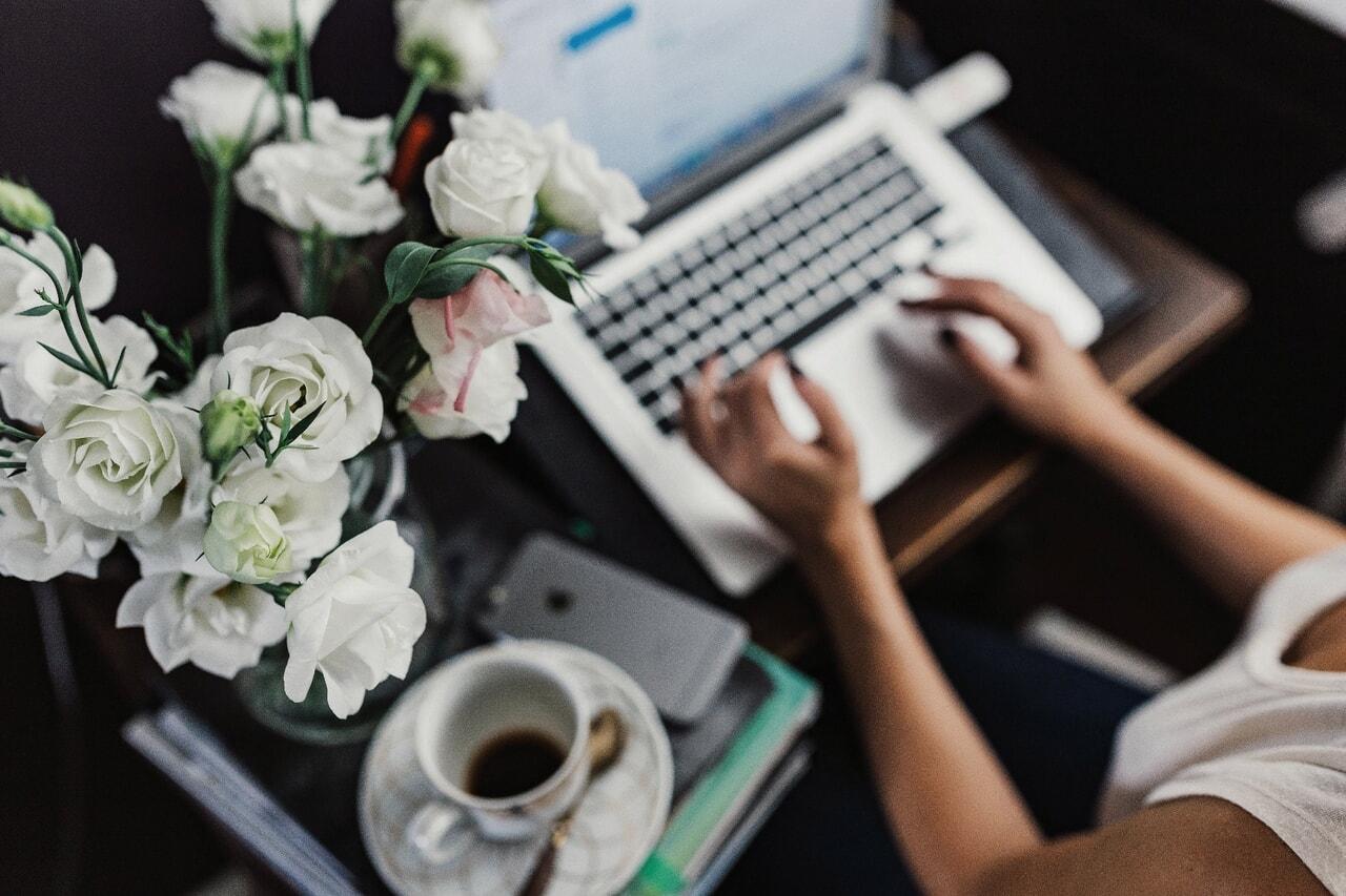Imagem de flowers, inspo, and work