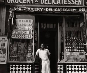 30s, black and white, and harlem image