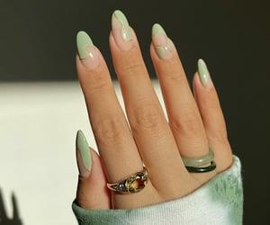 fashion, nails, and nail design image