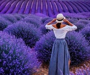 happiness, joy, and purple image
