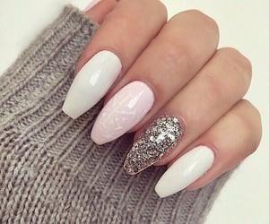 christmas, girl, and nails image