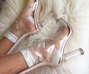 black heels, heels, and high heels image