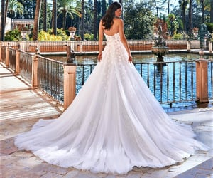 beautiful, dress, and gorgeous image