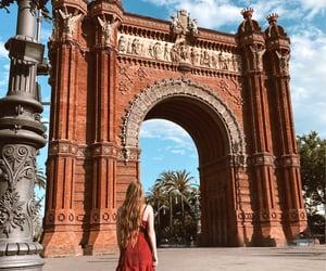 Barcelona, dress, and stan smith image