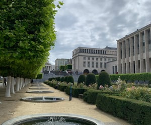 brussels, city, and calm image