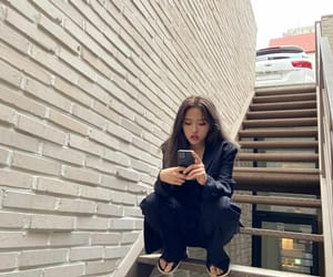 gg, hyunjin, and yeojin image