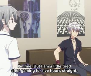 anime, yuki, and banner image