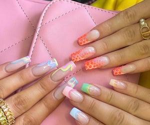beauty, nails, and détails image