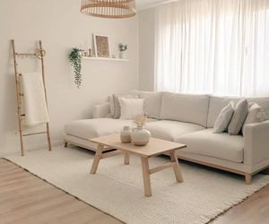apartment, beige, and classy image