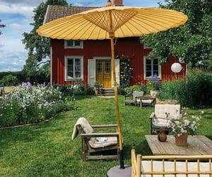 cosy, dreamy, and garden image
