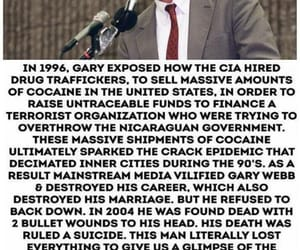 cocaine, crack epidemic, and murdered 4 truth telling image