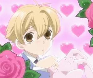 ouran high school, ouran, and host club image
