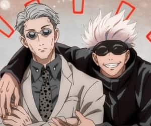 jujutsu kaisen, yuuji itadori, and anime image